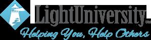 Light University Online Logo