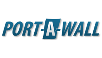 Port-A-Wall Logo