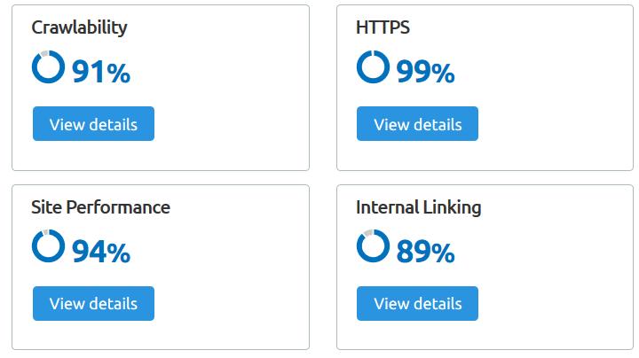 Technical Site Audit Report